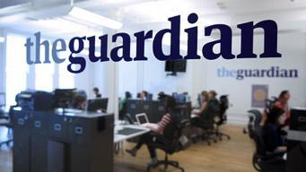 The Guardian признана газетой года в Великобритании