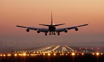 Взлетная полоса аэропорта Гатвик
