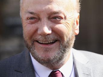 Депутат британского парламента Джордж Гэллоуэй