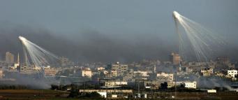Ракетный обстрел застал врасплох МИД Норвегии и Израиля