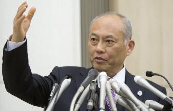 Губернатор Токио Ёити Масудзоэ