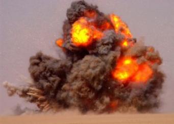 Полиция Китая изъяла около 2 тонн взрывчатки