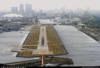Аэропорт «Лондон-Сити» хотят закрыть