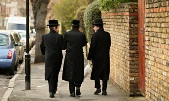 Еврейский район в Лондоне