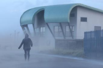 шторм в Редкаре