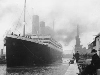 Редкий документ о гибели «Титаника» будет выставлен на торги в Великобритании