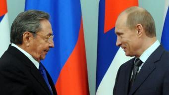 Владмир Путин освободит кубинцев от блокады