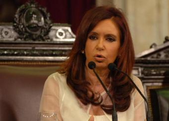 Кристина Фернандес де Киршнер выздоровела и приступила к работе, http://forexaw.com/