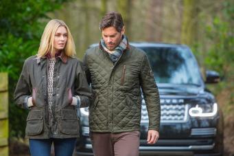 Британские бренды Barbour и Land Rover выпустят совместную коллекцию