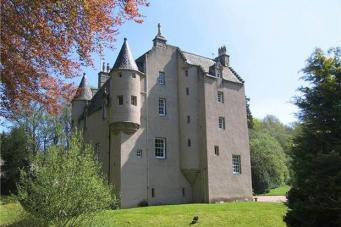 Шотландский замок Lickleyhead