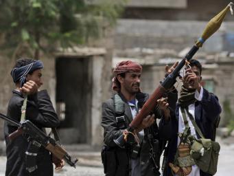 боевики в Ливии
