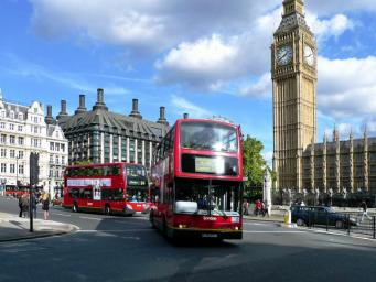 Лондон бьет рекорды по посещению туристов