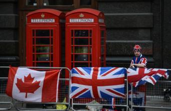Телефонные будки в Лондоне