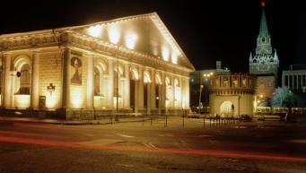 Выставки в «Манеже» в рамках биеннале расскажут историю Британии и РФ