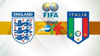 Матч Англия Италия ЧМ-2014