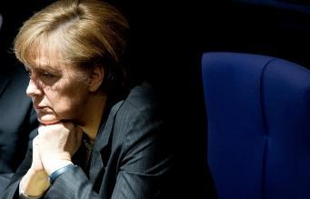 Глава немецкого правительства Ангела Меркель