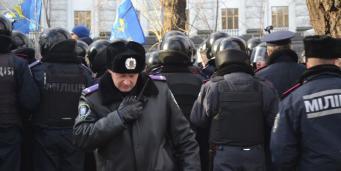 В Украине за голову британского журналиста назвали награду в 10 тысяч долларов