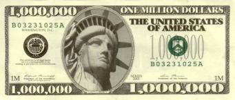 $1 млн.