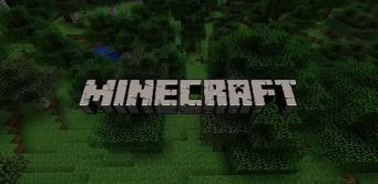 логотип Minecraft