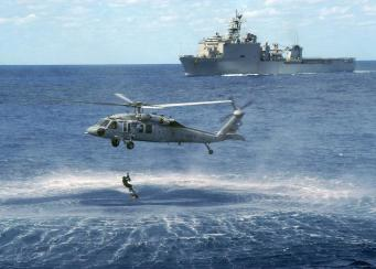 Минобороны Дании направит в Балтийское море самолет и корабль