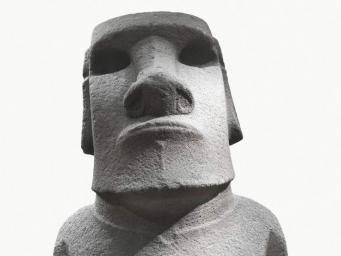 моаи с острова Пасхи
