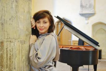 Пианистка Ника Широкорад