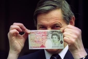 новая 50-фунтовая банкнота