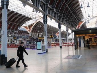 вокзал Паддингтон