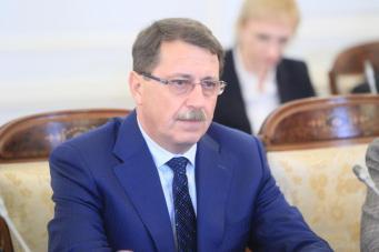Словацкий политик Павол Пашка