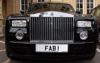 Rolls-Royce с индивидуальным дизайном