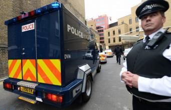 Полицейский Великобритании