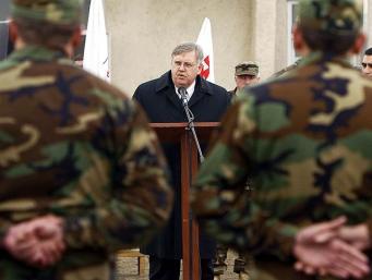 Предполагаемый посол США в Россию Джон Теффт