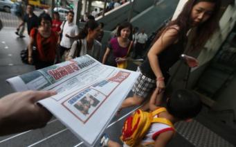 свобода прессы в Гонконге