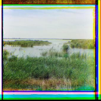 Цветная фотография Прокудина-Горского