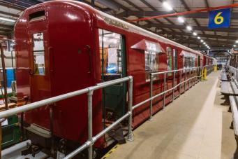 вагон Q-Stock