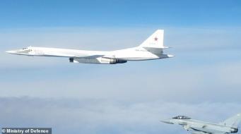 Typhoon и ТУ-160