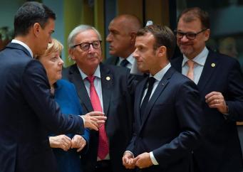 лидеры ЕС