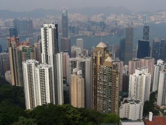 Гонконг, остров Виктория