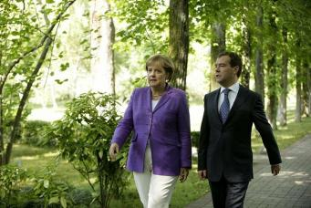 Дмитрий Медведев и ЕС