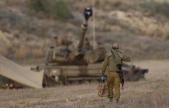 Военная техника в секторе Газа