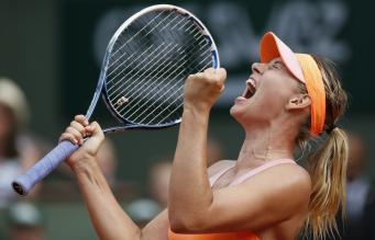 Мария Шарапова, теннисистка