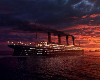 Письмо пассажирки с «Титаника» продали на британском аукционе