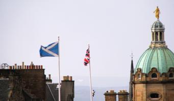 СМИ: В случае отделения Шотландии ее долги отойдут Великобритании