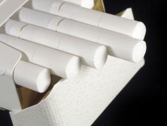 Власти Великобритании могут запретить яркое оформление пачек сигарет