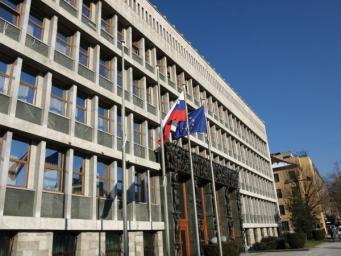 парламент Словении