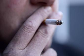 Нелегальная табачная продукция