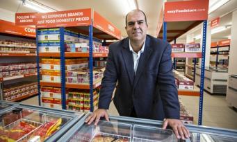 дешевые продуктовые магазины в Лондоне