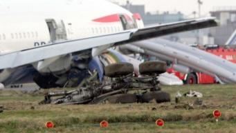 На Тайване в авиакатастрофе погиб 51 человек