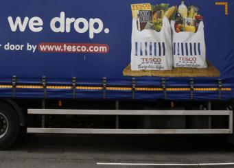 супермаркеты Tesco