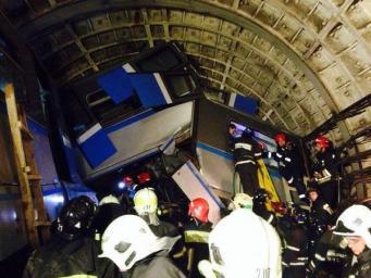 Подошли к завершению ремонтные работы на месте трагедии в Московском метрополитене